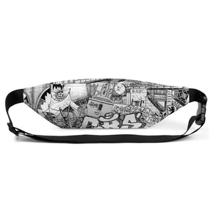 Berlin Small Fanny Pack