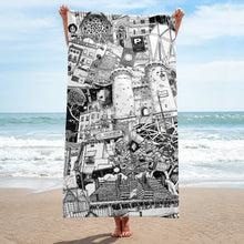 Load image into Gallery viewer, VALENCIA Beach Towel
