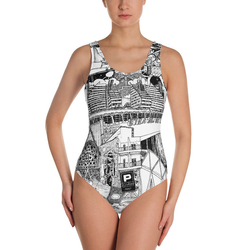 VALENCIA Onepiece Swimsuit