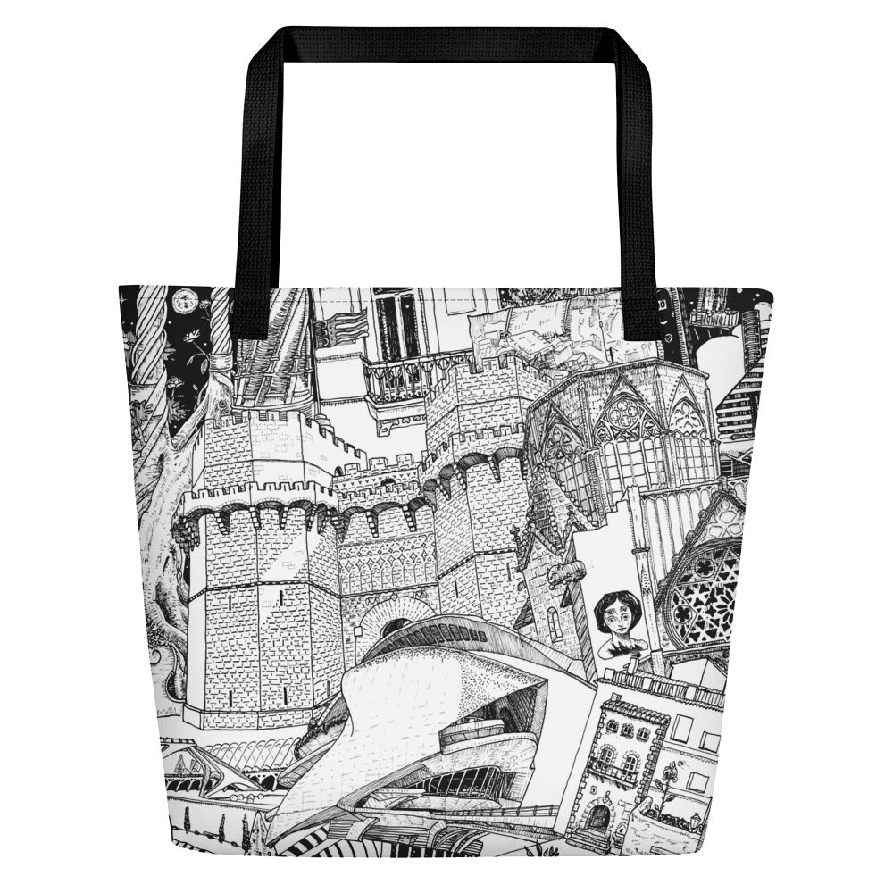 VALENCIA Beach Bag