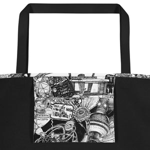 Berlin Beach Bag