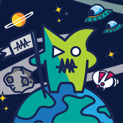 Download Team RAR Space Themed Phone Background