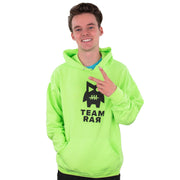 Team RAR Highlighter Hoodie - Neon Green