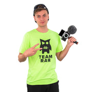 Team RAR Highlighter T-Shirt - Neon Green