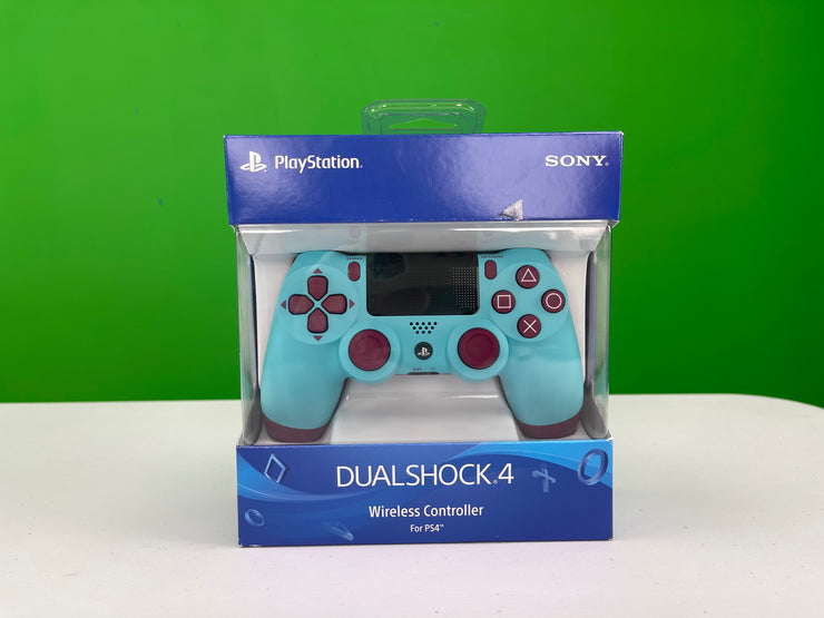 DualShock 4 Wireless Controller for Sony PlayStation 4 - Berry Blue