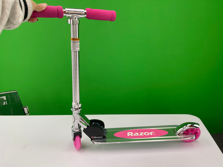 Razor A Kick Scooter - Pink