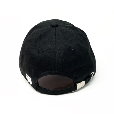 Team RAR Dad Hat - Black Back View
