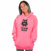 Team RAR Highlighter Hoodie - Neon Pink