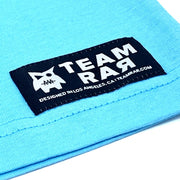 Camo RAR Tag T-Shirt - Pacific Blue