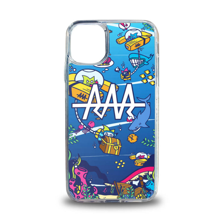 TEAM RAR iPhone Underwater Case