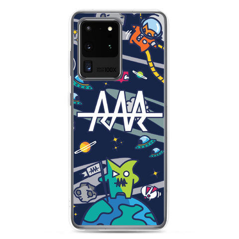 Team RAR Samsung Space Case