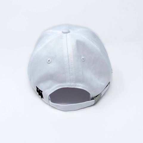 Team RAR 6-Panel Hat - White