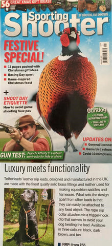 Tetherleads featured in Sporting Shooter
