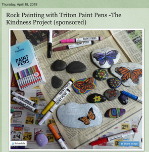 The Enchanted Tree Reviews Triton Paint Pens
