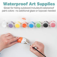Waterproof Art Supplies