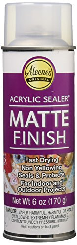 Arlenes Matte Finish Acrylic Sealer