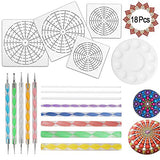 Fun Mandala Dotting Tools SET For All Ages!