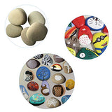 Hours of FUN and Sharing: endless ideas online for creating art and messages to share. Painting these rocks is addictively fun!