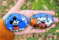 Mickey Mouse Rock Paintings