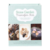 Stone Garden Transfer Art: Transform Ordinary Stones into Extraordinary Art