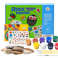The kit contains everything you need to paint, the instructions and transfer stickers will help you create better.