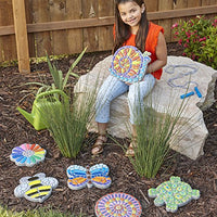 This all-weather stepping stone from MindWare is the perfect gift for girls and boys ages 6 and up