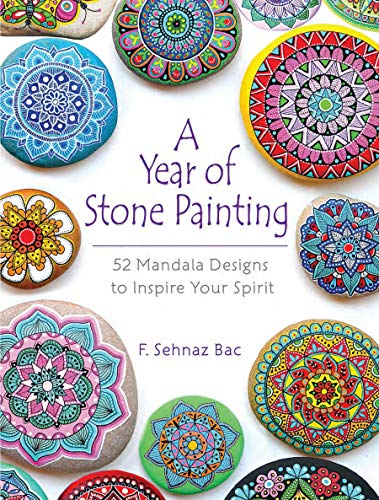 Wonderful book about Stone Painting