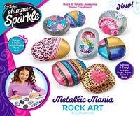 Metallic Mania Rock Art