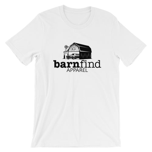 Unisex Barn Find Apparel T-Shirt - Barn Find Apparel