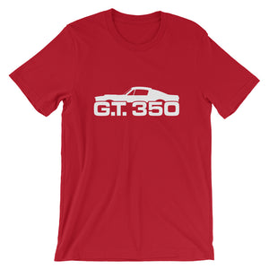 Unisex Shelby G.T.350R T-Shirt - Barn Find Apparel