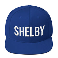 Load image into Gallery viewer, Shelby Flatbill Snapback - Barn Find Apparel