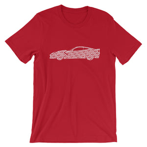 Unisex Chevrolet Corvette Z06 T-Shirt - Barn Find Apparel