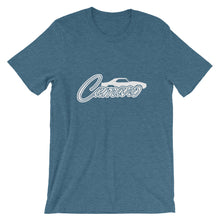 Load image into Gallery viewer, Unisex Chevrolet Camaro Profile T-Shirt - Barn Find Apparel