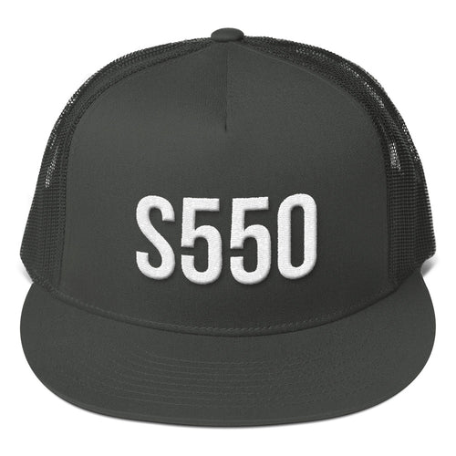 Ford Mustang 'S550' Trucker Hat - Barn Find Apparel