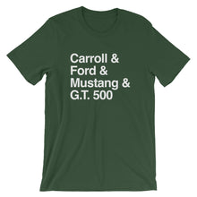 Load image into Gallery viewer, Unisex Shelby G.T.500 Connected T-Shirt - Barn Find Apparel