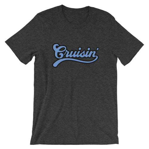 Unisex Cruisin' T-Shirt - Barn Find Apparel