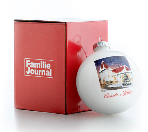 Familie Journal julekugle 2018