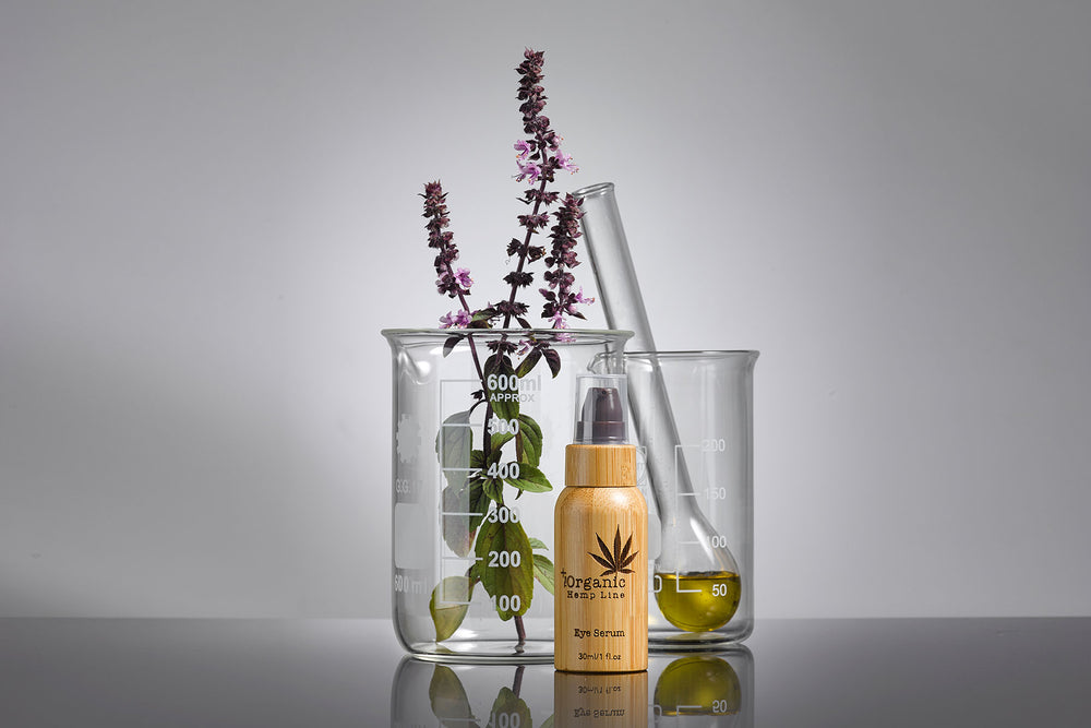 The Organic Hemp Line - Eye Serum