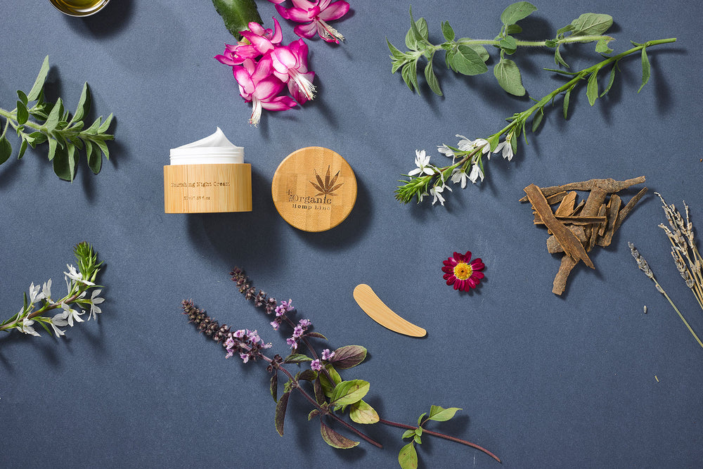 The Organic Hemp Line - Facial Care