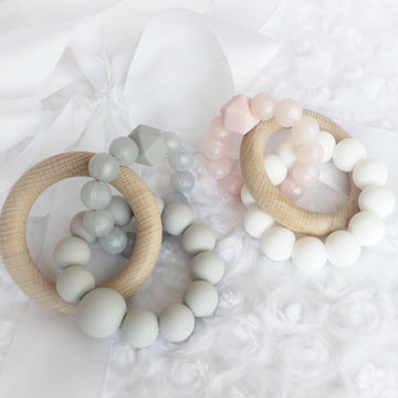 The Unity Teething Rings