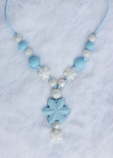 Frozen Sensory Necklace Style 1