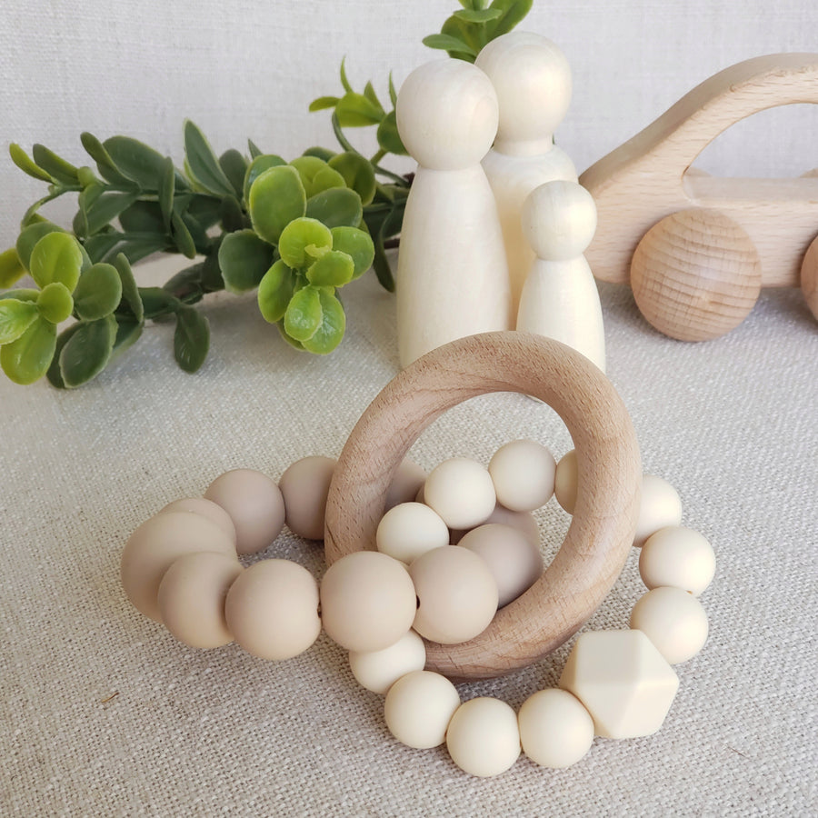 The Perfectly Neutral Unity Teething Rings