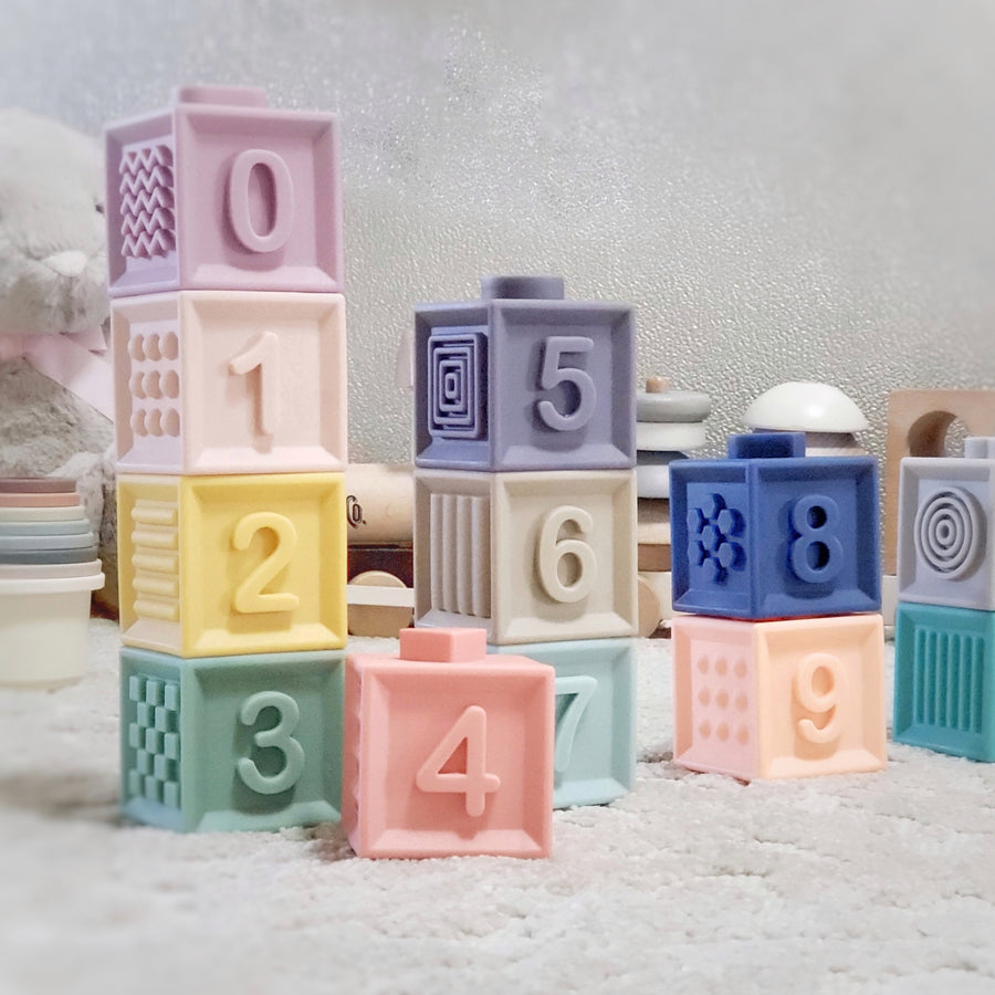 The Best & Most Beautiful Baby Learning Blocks Ever