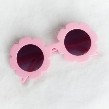 Baby Flower Sunglasses - Prettiest Pink!