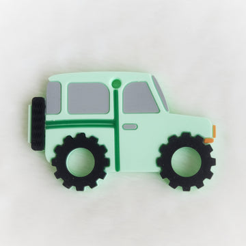 Jeep Silicone Teether