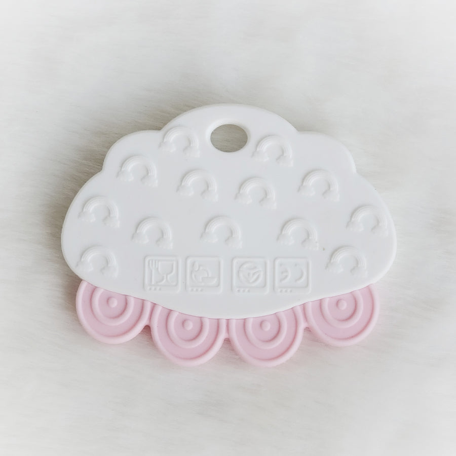 Cutest Cloud in the World Silicone Teether
