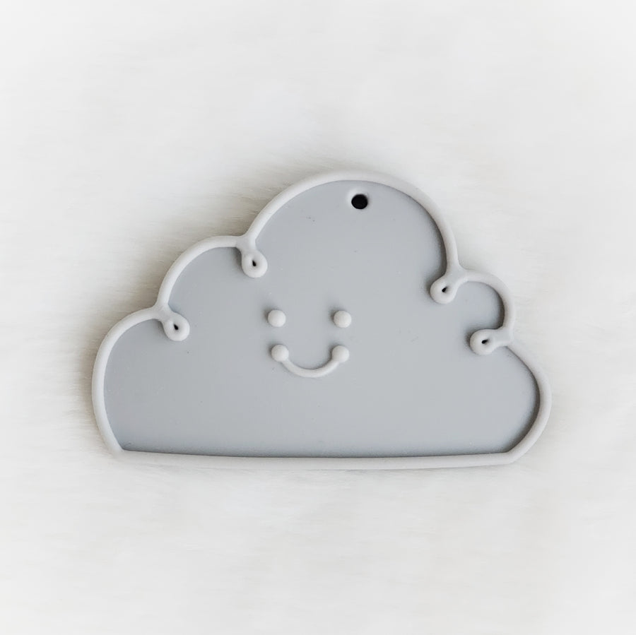 Cloud Teether in Gray