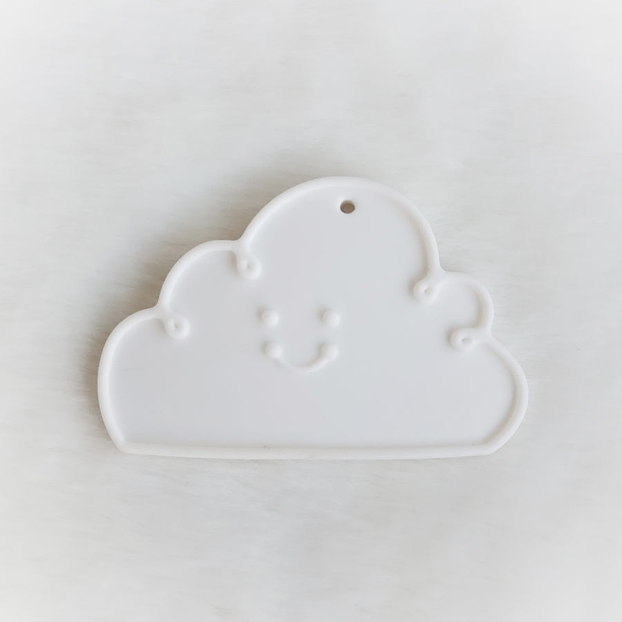 Cloud Teether in White