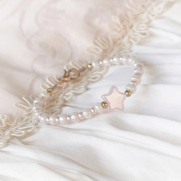 The Little Magic Star Dainty Baby Bracelet - 14Kt Gold Plated
