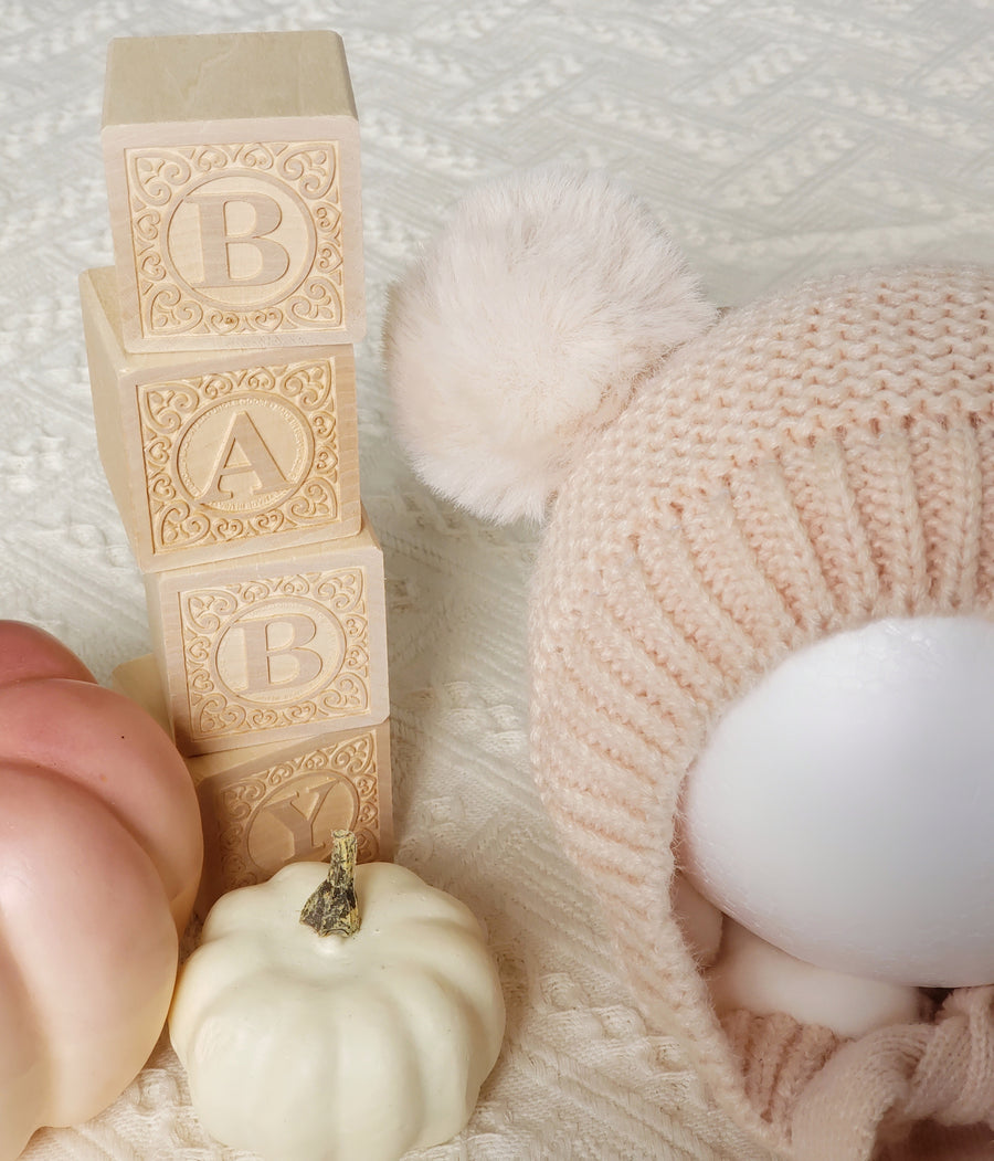 The Softest & Warmest Baby & Toddler Hat Ever - Creamy Beige